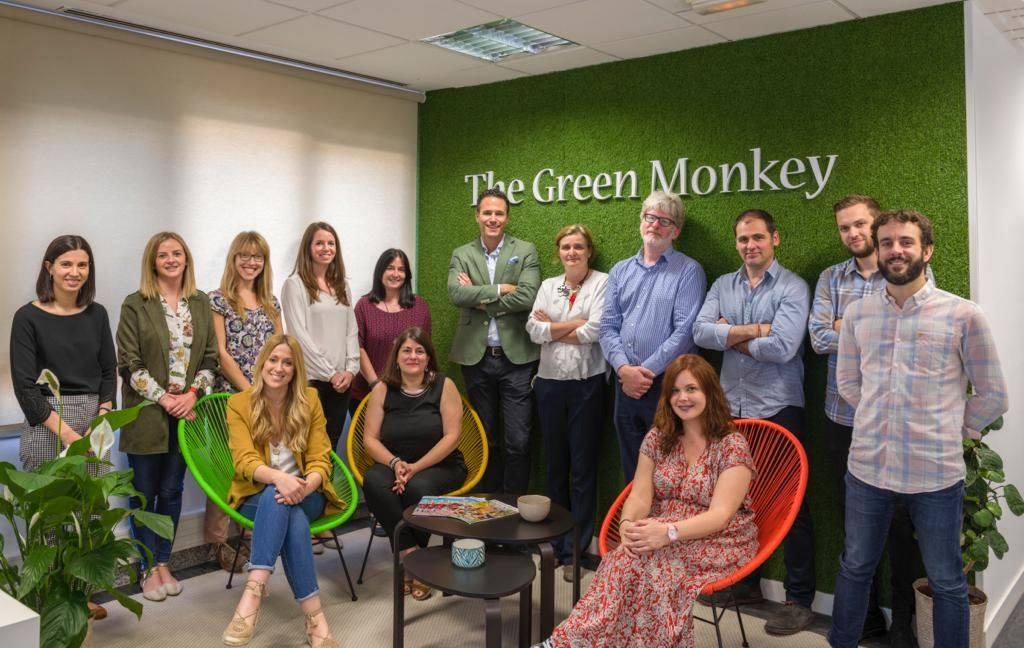 Equipo The Green Monkey