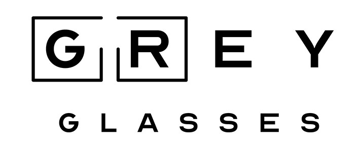 Logo Grey Glasses