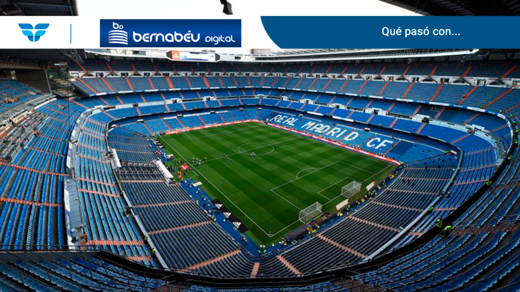 what happened with el bernabeu